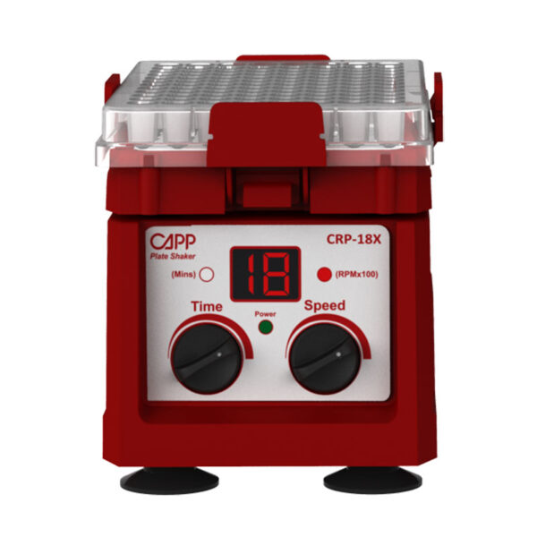 CAPPRondo single plate shaker front