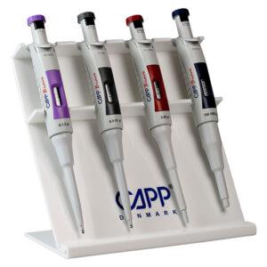 CAPP Stander til 4 pipetter C-04