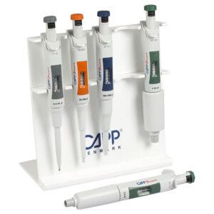 CAPP Stander til 5 pipetter C-05