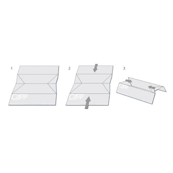 CAPPOrigami reservoir foldevejledning