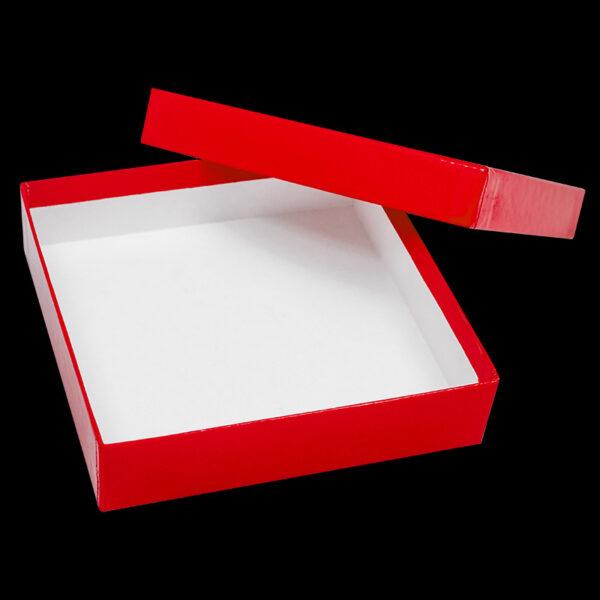 Cardboardboks 32 mm roed