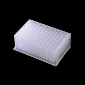 Deepwell PCR-plader med 96 brønde