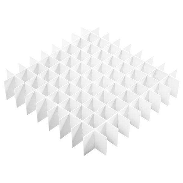 9x9 inddeling til cardboardbokse