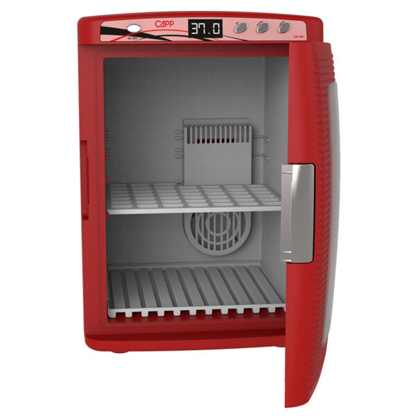 CAPPRondo mini incubator open