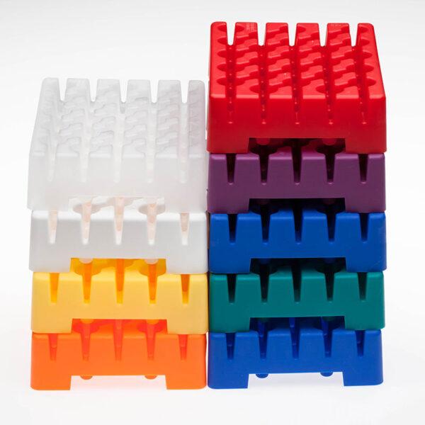Racks til centrifugeroer 15 ml stablet
