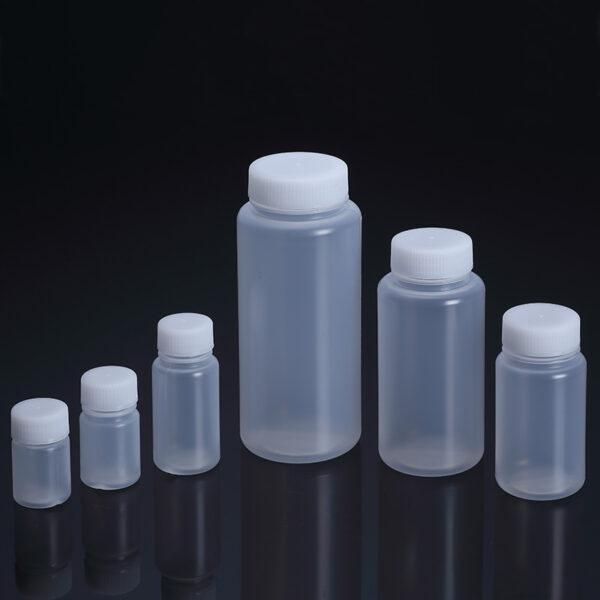 Flaske med bred hals PP