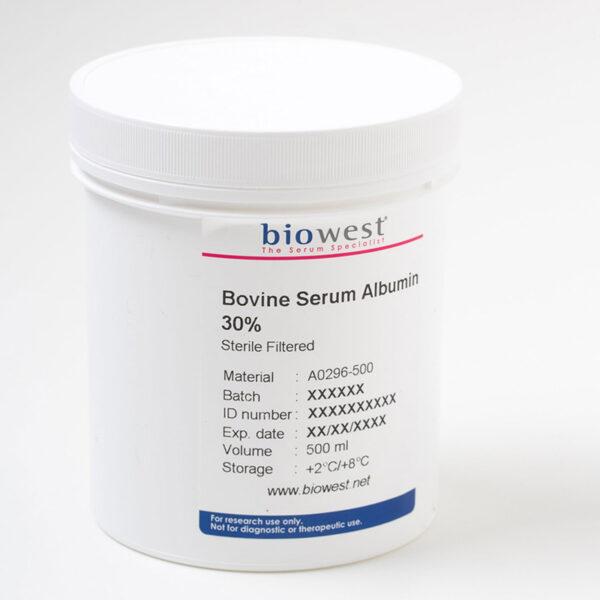 Bovine Serum Albumin 30pct