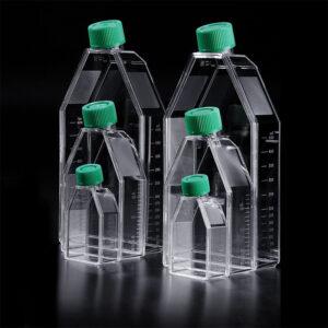 Celledyrkningsflasker