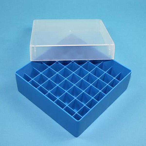 Cryoboks 7x7 50 mm blå