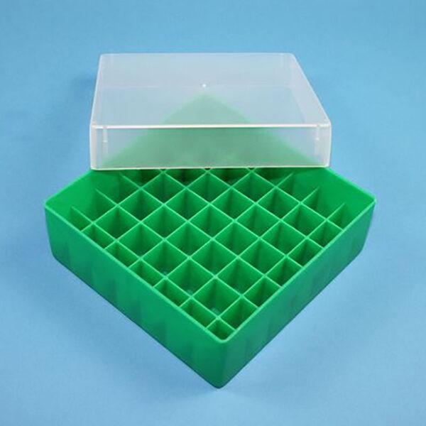 Cryoboks 7x7 50 mm grøn