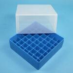 Cryoboks 7x7 95 mm blå