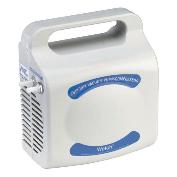 Vakuumpumpe til mikropladevasker