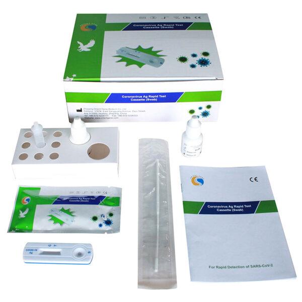 Coronavirus Antigen Quicktest kit