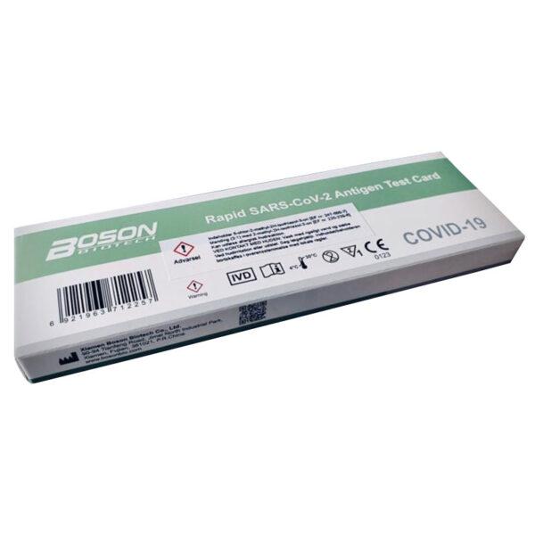 COVID-19 antigen hjemmetest pakke