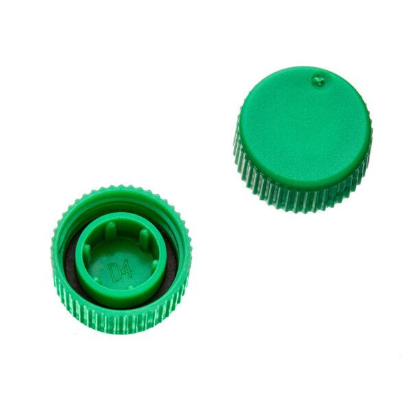 Labcon SuperClear låg til mikrør grøn