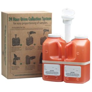 UrineTime urinopsamlingssystem