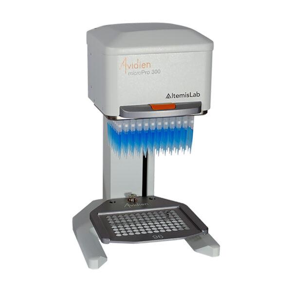 Pipetteringsapparatur Avidien microPro 300