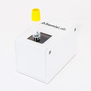 Stregkodelæser til enkle rør AlteRead Single 0,75 ml rør