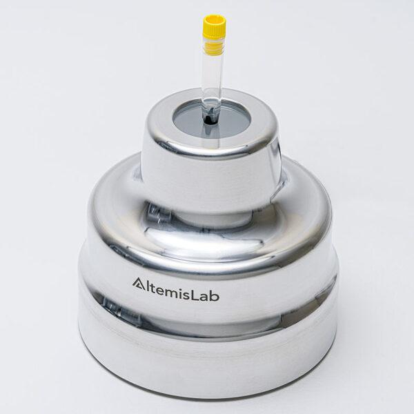 Stregkodelæser til enkle rør AlteRead Single Ultra